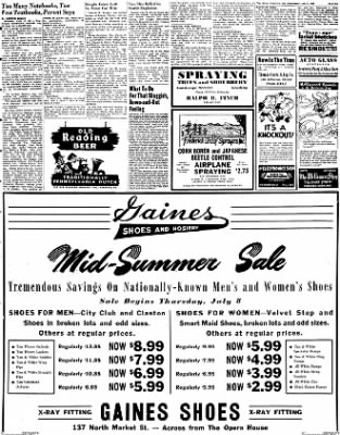 The News from Frederick, Maryland on July 7, 1948 · Page 11