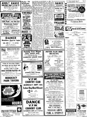 The News from Frederick, Maryland on September 1, 1967 · Page 17