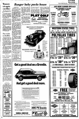 Arizona Republic from Phoenix, Arizona on June 29, 1973 · Page 126