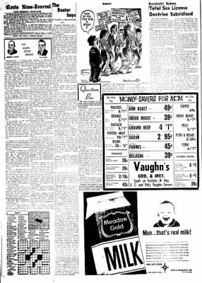 Clovis News-Journal from Clovis, New Mexico on May 6, 1965 · Page 16