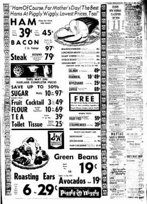Clovis News-Journal from Clovis, New Mexico on May 6, 1965 · Page 17