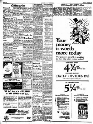 Alton Evening Telegraph from Alton, Illinois on June 28, 1968 · Page 18