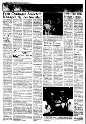 Lubbock Avalanche-Journal from Lubbock, Texas on April 4, 1975 · Page 7