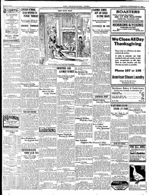 The Hutchinson News from Hutchinson, Kansas on November 18, 1924 · Page 2