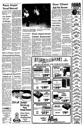 The Daily Herald from Provo, Utah on April 8, 1975 · Page 2
