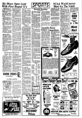 Pampa Daily News from Pampa, Texas on June 16, 1972 · Page 10