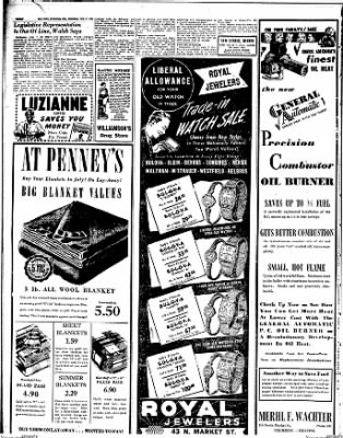 The News from Frederick, Maryland on July 8, 1948 · Page 8