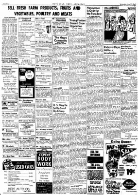 Hope Star from Hope, Arkansas on June 21, 1961 · Page 4
