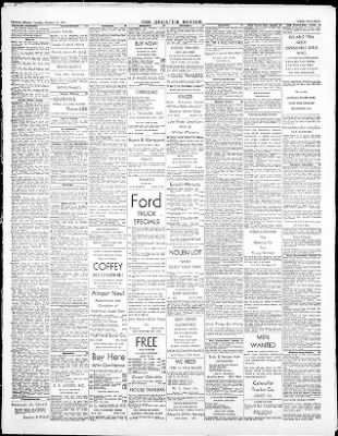 The Decatur Daily Review From Decatur Illinois On October 16 1951