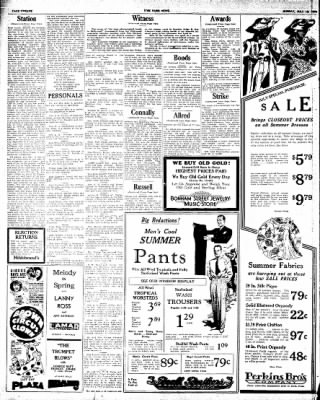 The Paris News from Paris, Texas on July 15, 1934 · Page 12