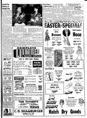 The Wellington Leader from Wellington, Texas on March 19, 1964 · Page 9
