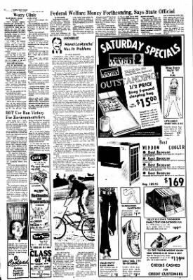 Pampa Daily News from Pampa, Texas on June 16, 1972 · Page 14