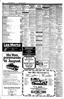 The Baytown Sun from Baytown, Texas on April 25, 1986 · Page 24