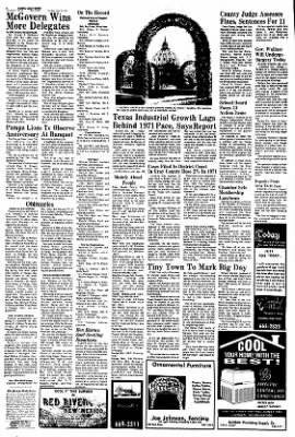 Pampa Daily News from Pampa, Texas on June 18, 1972 · Page 2