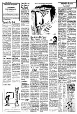 Pampa Daily News from Pampa, Texas on June 18, 1972 · Page 4