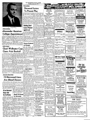 The Wellington Leader from Wellington, Texas on March 26, 1964 · Page 5