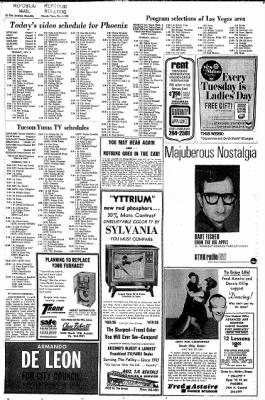 Arizona Republic from Phoenix, Arizona on November 4, 1969 · Page 50