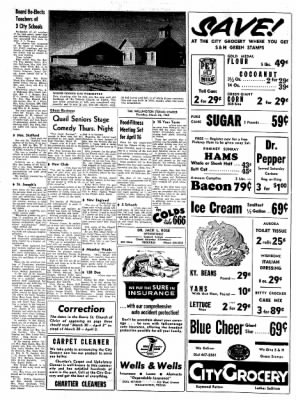 The Wellington Leader from Wellington, Texas on March 26, 1964 · Page 8