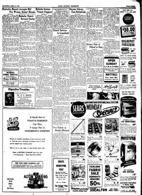 Alton Evening Telegraph from Alton, Illinois on April 18, 1953 · Page 3