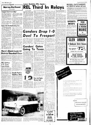 The Baytown Sun from Baytown, Texas on March 24, 1956 · Page 8