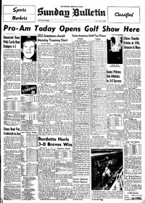 The Racine Journal-Times Sunday Bulletin from Racine, Wisconsin on July 26, 1959 · Page 31