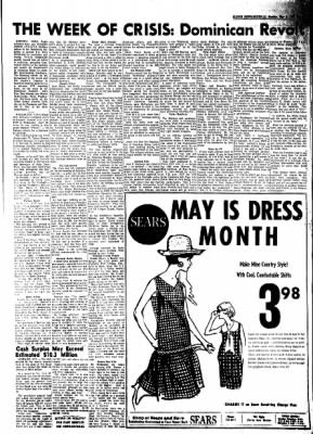 Clovis News-Journal from Clovis, New Mexico on May 9, 1965 · Page 7