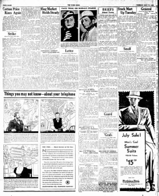 The Paris News from Paris, Texas on July 17, 1934 · Page 8
