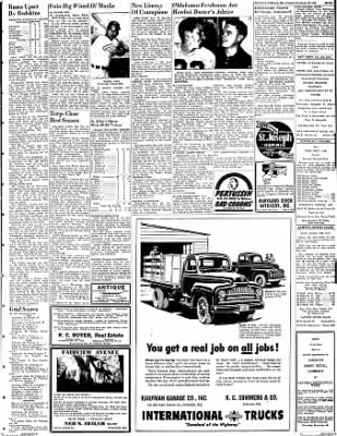 The News from Frederick, Maryland on November 26, 1951 · Page 10