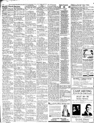 The News from Frederick, Maryland on July 10, 1948 · Page 2