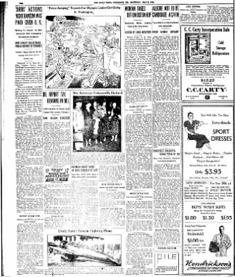 The News from Frederick, Maryland on May 21, 1932 · Page 10