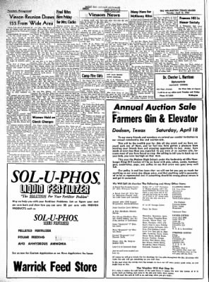 The Wellington Leader from Wellington, Texas on April 16, 1964 · Page 2