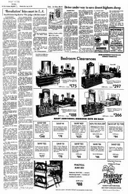 Arizona Republic from Phoenix, Arizona on August 15, 1970 · Page 43