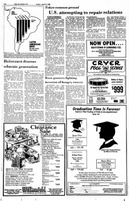 The Baytown Sun from Baytown, Texas on April 27, 1986 · Page 32