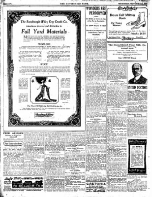 The Hutchinson News from Hutchinson, Kansas on September 11, 1918 · Page 6
