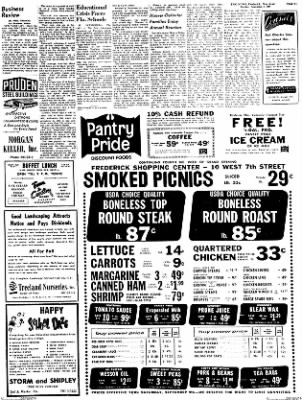 The News from Frederick, Maryland on September 5, 1967 · Page 9