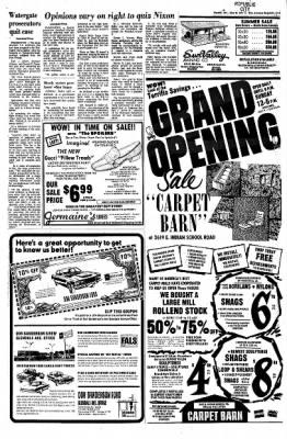 Arizona Republic from Phoenix, Arizona on June 30, 1973 · Page 23
