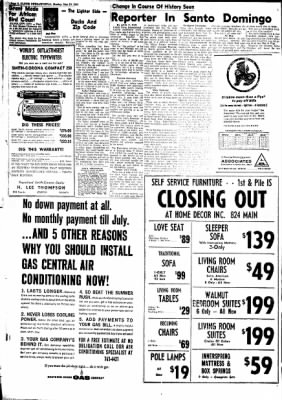 Clovis News-Journal from Clovis, New Mexico on May 10, 1965 · Page 2