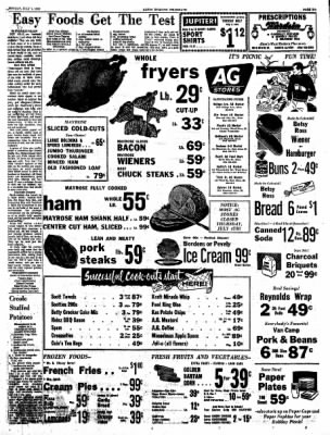 Alton Evening Telegraph from Alton, Illinois on July 1, 1968 · Page 21