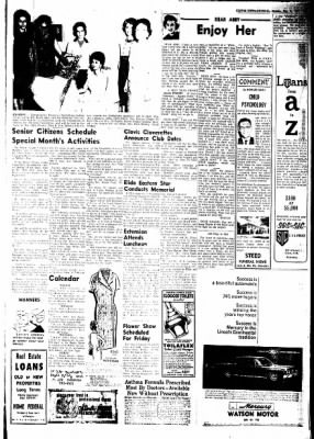 Clovis News-Journal from Clovis, New Mexico on May 10, 1965 · Page 7