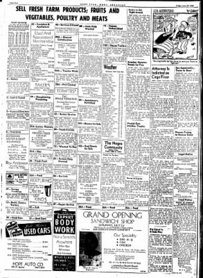 Hope Star from Hope, Arkansas on June 29, 1961 · Page 4