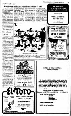 The Baytown Sun from Baytown, Texas on August 26, 1987 · Page 17