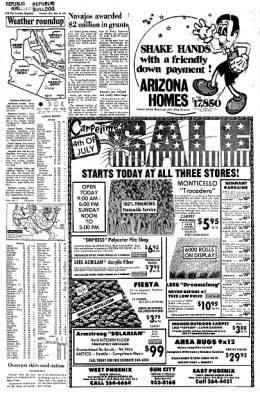Arizona Republic from Phoenix, Arizona on June 30, 1973 · Page 34