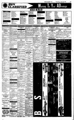 The Baytown Sun from Baytown, Texas on August 26, 1987 · Page 19