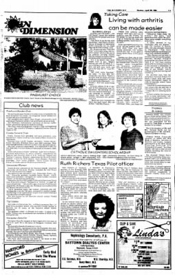 The Baytown Sun from Baytown, Texas on April 28, 1986 · Page 7