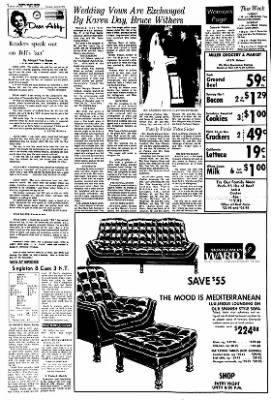 Pampa Daily News from Pampa, Texas on June 20, 1972 · Page 4