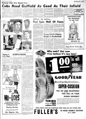 The Baytown Sun from Baytown, Texas on March 28, 1956 · Page 11