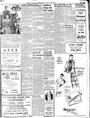 The Daily Register from Harrisburg, Illinois on January 24, 1948 · Page 3