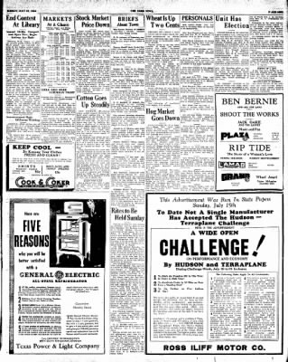 The Paris News from Paris, Texas on July 22, 1934 · Page 9