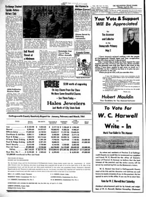 The Wellington Leader from Wellington, Texas on April 30, 1964 · Page 2