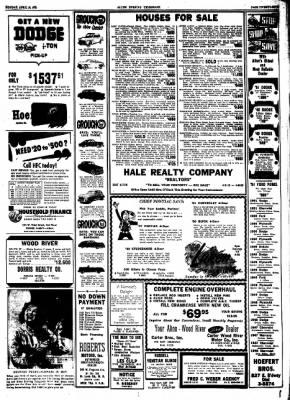 Alton Evening Telegraph from Alton, Illinois on April 20, 1953 · Page 25